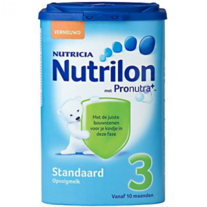 Nutrilon standard 3 for sale